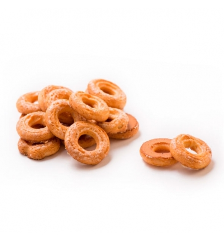 фото: Печенье Баттерфляй Хрустящие колечки с сахаром 1кг