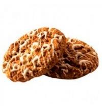 Печенье Сладкодаров овсяное в белой глазури 3кг