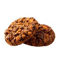 Печенье Сладкодаров овсяное в темной глазури 3кг