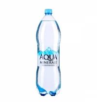 Аква Минерале 2 литра без газа, ПЭТ