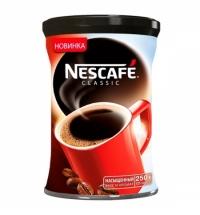 Кофе растворимый Nescafe Classic 250г ж/б