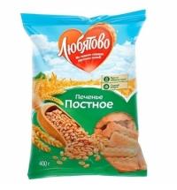 Печенье Любятово постное 300г