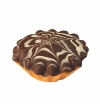 Печенье Русское Печенье с черничной начинкой 1.5кг