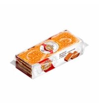 Печенье Дымка Царское чаепитие с суфле глазированное, 360г