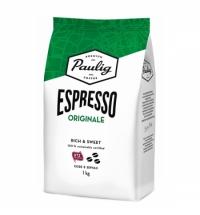 Кофе в зернах Paulig Espresso Originale 1кг пачка