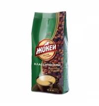 Кофе в зернах Жокей 250г пачка