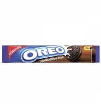 Печенье Oreo с шоколадной начинкой 95г