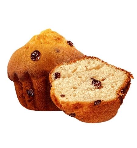 фото: Печенье Инекс бисквитное кекс с изюмом 500г