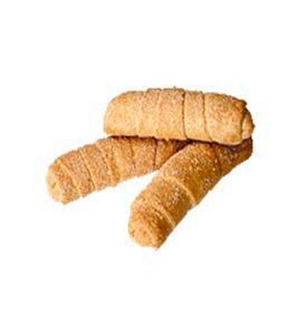 фото: Печенье Юникон Рогалик сметанный со сливочной начинкой 2.5кг