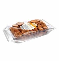 Печенье Слада Обаяшки с посыпкой маком, 350г