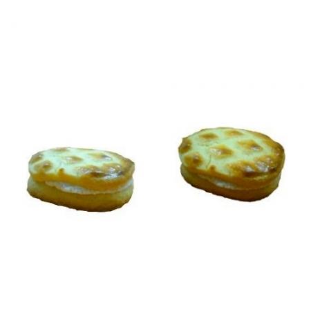 фото: Печенье Творожные черепашки 530г