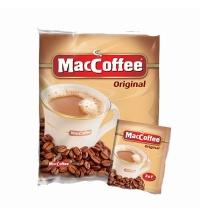 Кофе порционный Maccoffee 3в1 25шт х 20г растворимый, пакет