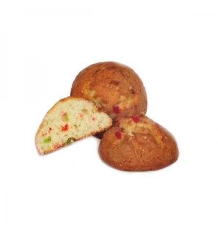 фото: Печенье Пикколо Творожное с цукатами 3кг
