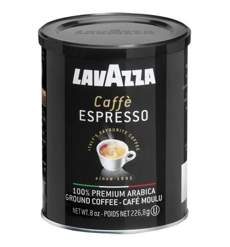 фото: Кофе молотый Lavazza Espresso 250г ж/б