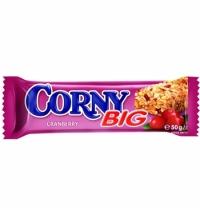 Батончик мюсли Corny Big с клюквой 50г