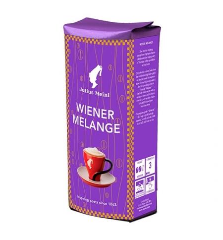 фото: Кофе в зернах Julius Meinl Венский Меланж 250г пачка