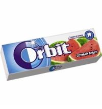 Жевательная резинка Orbit сочный арбуз 10шт