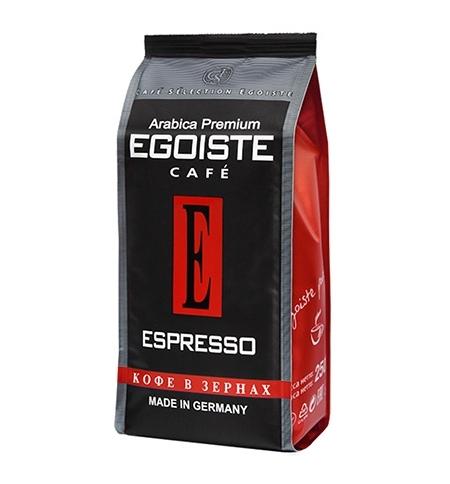 фото: Кофе в зернах Egoiste Espresso 250г пачка