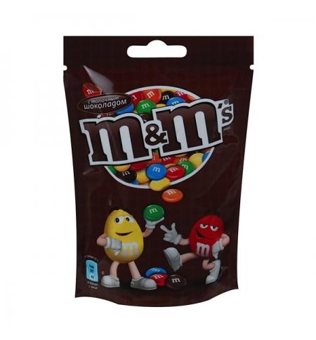 фото: Драже M&m's с молочным шоколадом 130г