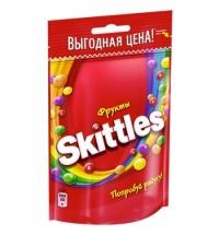 Драже Skittles Фрукты 100г
