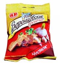 Греночки Воронцовские чеснок 60г