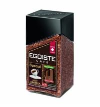 Кофе растворимый Egoiste Special 100г стекло