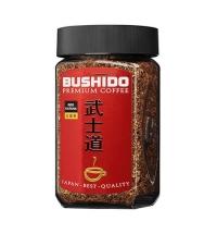 Кофе Bushido Растворимый — купить в Санкт-Петербурге   Цены