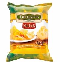 Чипсы Delicados Сыр 150г