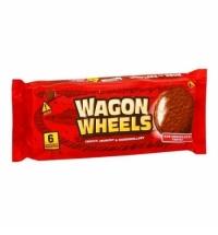 Печенье Wagon Wheels оригинальное 216г