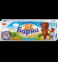 Бисквит Медвежонок Барни молоко 5 х 30г