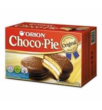 Бисквит Orion Choco-Pie 120г 4шт