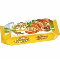 Рулет Рот Фронт Коровка со вкусом вареной сгущенки 200г