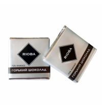 Шоколад Rioba горький 5г х 160шт