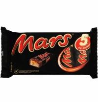 Батончик шоколадный Mars Snack Size 5 х 35г