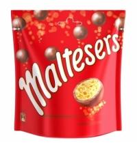 Шоколадные шарики Maltesers хрустящие 175г