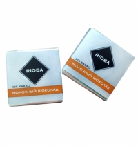 Шоколад Rioba молочный 5г х 160шт