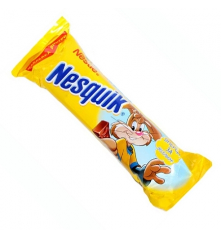фото: Батончик шоколадный Nesquik 43г