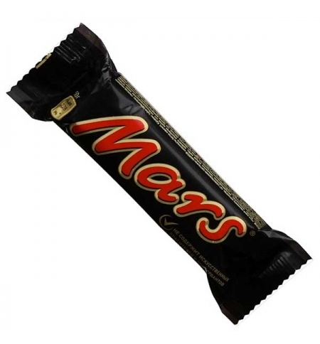 фото: Батончик шоколадный Mars 50г