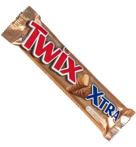фото: Батончик шоколадный Twix 82г