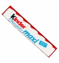 Шоколад Kinder Maxi молочный 21г