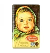 Шоколад Красный Октябрь Аленка молочный 15г