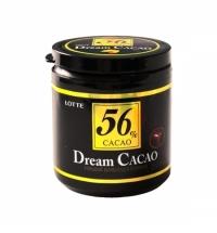 Шоколадные кубики Lotte Dream Cacao 56% 106г