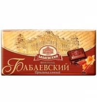 Шоколад Бабаевский темный Оригинальный 100г