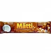 Батончик мюсли Matti кокос/молочный шоколад 24г