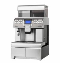 Кофемашина автоматическая Saeco Aulika Top Silver High Speed Cappucino RI 1300 Вт, серебристая