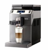 Кофемашина автоматическая Saeco Lirika One Touch Cuppuccino 1850 Вт, серебристая