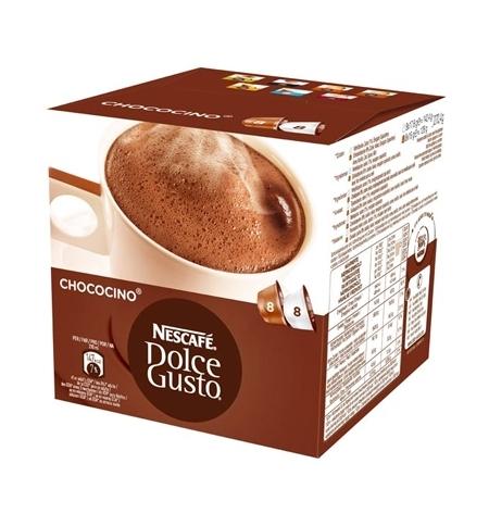 фото: Кофе в капсулах Dolce Gusto Chococino 16шт