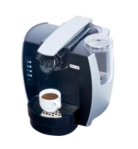 Кофемашина капсульная Lavazza Blue Capitani Espresso Sweety 1000 Вт, серебристая