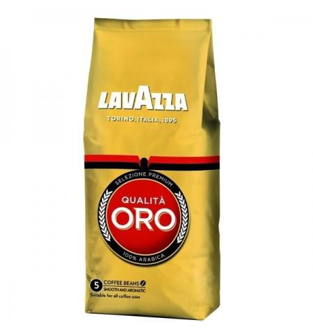 фото: Кофе в зернах Lavazza Qualitа Oro 500г пачка