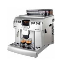 Кофемашина автоматическая Saeco Aulika Focus Silver 1400 Вт, серебристая